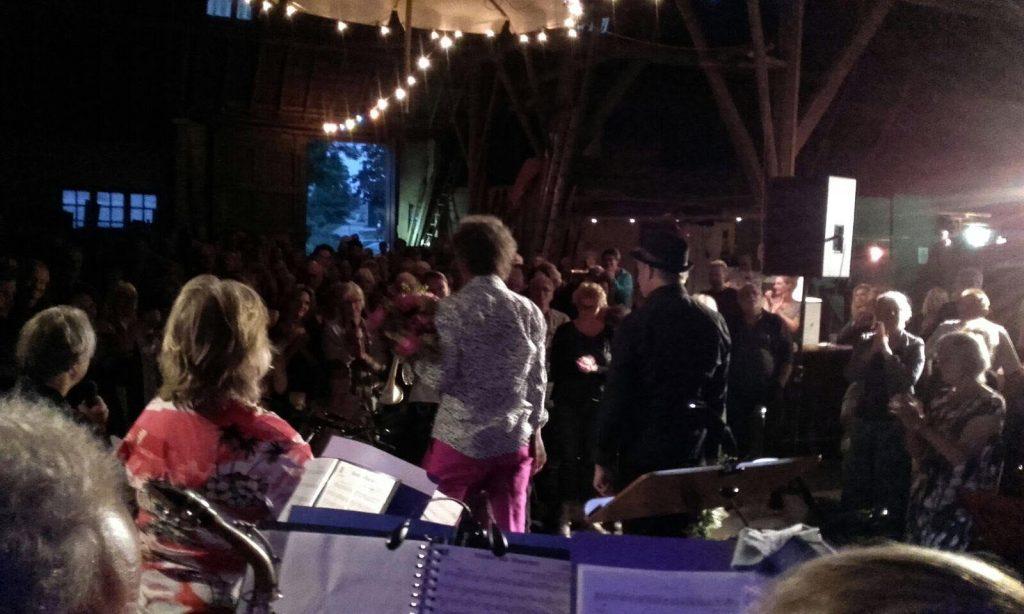 Vanuit het orkest gezien. Spelen met Erik Vloeimans.